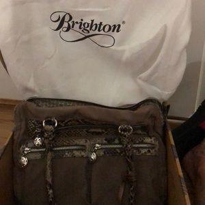 Brighton microfiber purse
